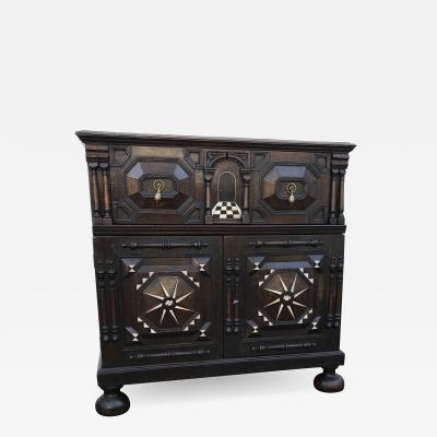 Good Flemish 17th Century Cabinet
