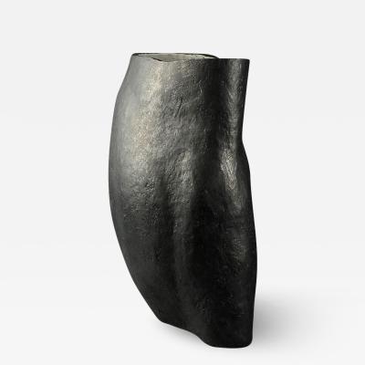 Gordon Baldwin Open to the Sky III ceramic sculptural vessel by Gordon Baldwin