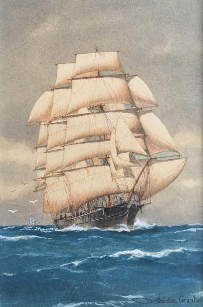 Gordon Hope Grant Full Sail
