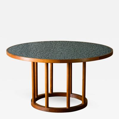 Gordon Jane Martz Gordon and Jane Martz Tile Dining Table