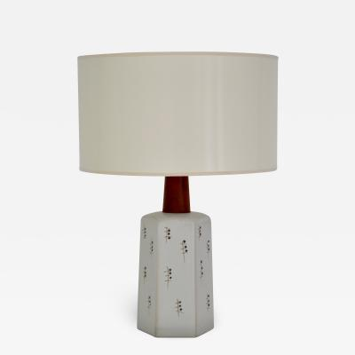 Gordon Jane Martz Mid Century Ceramic Table Lamp