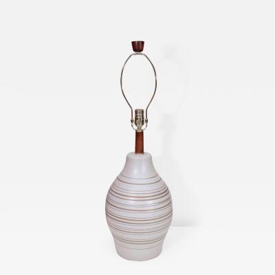 Gordon Martz Gordon Martz Striped Lamp
