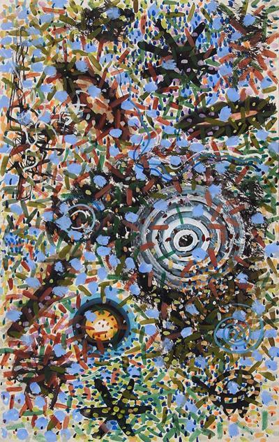 Gordon Onslow Ford We Tree 1964