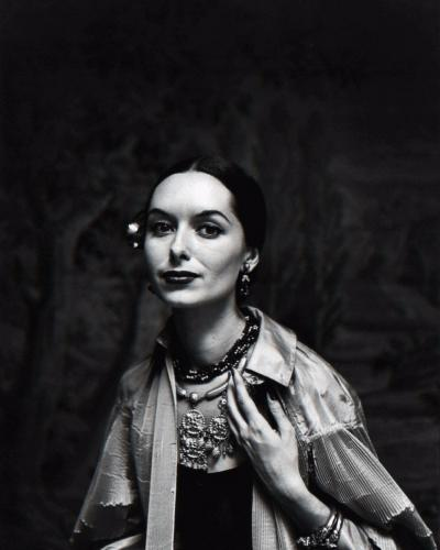 Gordon Parks Spanish Fashions by Tina Leser New York New York 30 001 1950