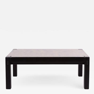 Gorm Lindum Huge Wooden Scandinavian Coffee Table by Gorm Lindum for Tranek r Denmark