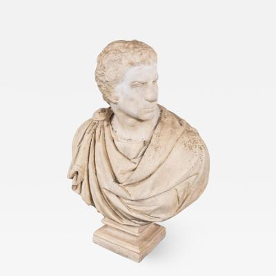 Grand Tour Period Bust of Brutus