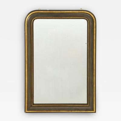 Green Louis Philippe Mirror
