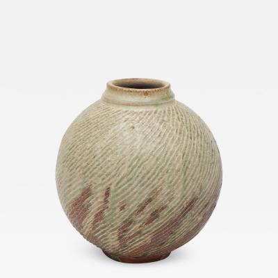 Gregory Hamilton Vase of Stoneware