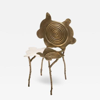 Gregory Nangle Ripple Rorschach Chair 2018
