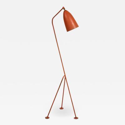 Greta Magnusson Grossman Floor lamp model Grasshopper designed by Greta Magnusson Grossman