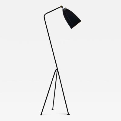 Greta Magnusson Grossman Greta Magnusson Grossman Grasshopper Floor Lamp for Bergboms Sweden 1947