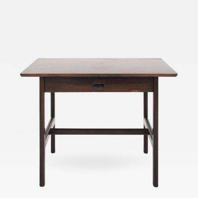 Grete Jalk Side Table in Rosewood