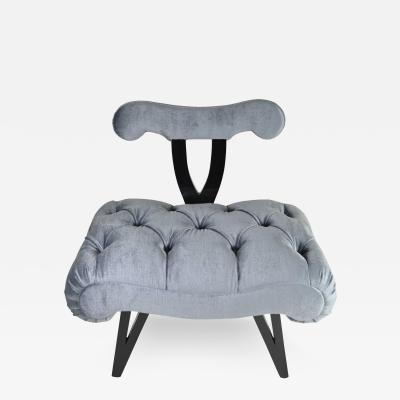 Grosfeld House Slipper Chair Circa 1940s