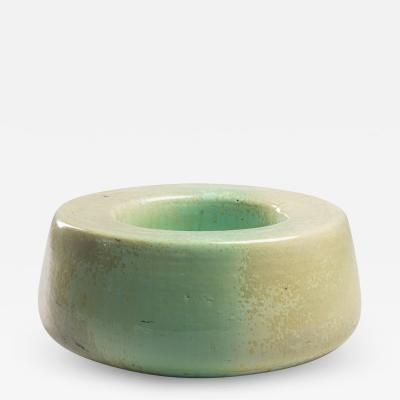 Guerrino Tramonti Guerrino Tramonti Doppio Cratere Ceramic Vase Faenza Italy 1967