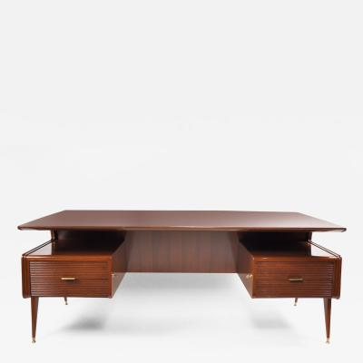 Guglielmo Ulrich Executive Desk by Guglielmo Ulrich 1904 1977 Italy ca 1950