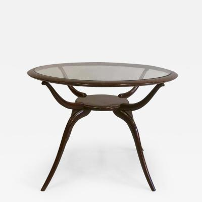 Guglielmo Ulrich Italian Mid Century Modern Arachnid Coffee Side Table Guglielmo Ulrich 1940