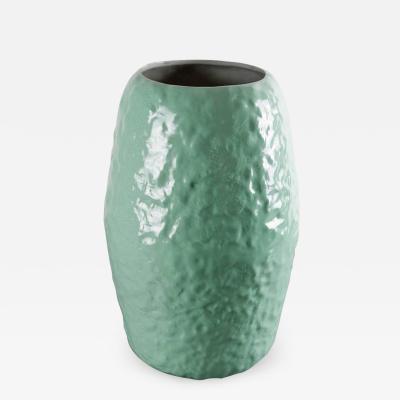 Guido Andloviz Ceramic Vase by Guido Andloviz for S C I Laveno