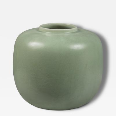 Guido Anloviz Vase by Guido Andloviz Societ Ceramica Laveno Italy 1930s