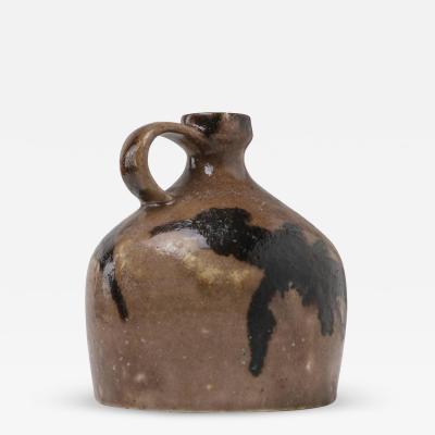 Guido Gambone Ceramic Bottle by Guido Gambone