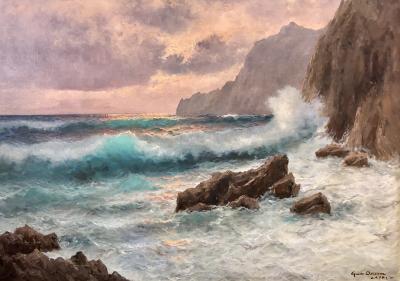 Guido Odierna Twilight Capri