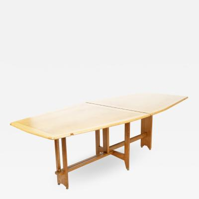 Guillerme et Chambron Guillerme et Chambron Folding Dining Table