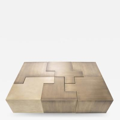 Gulla Jonsdottir Puzzle Table 2017