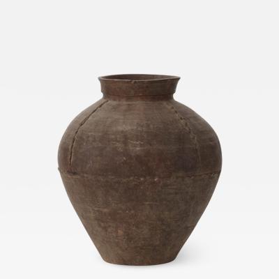 Gundivos Galician black pot Galicia Spain 19th century