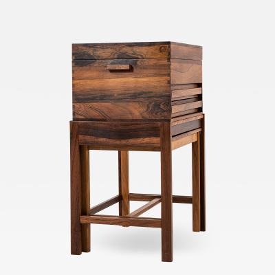 Gunnar Myrstrand Gunnar Myrstrand Side Table in Rosewood
