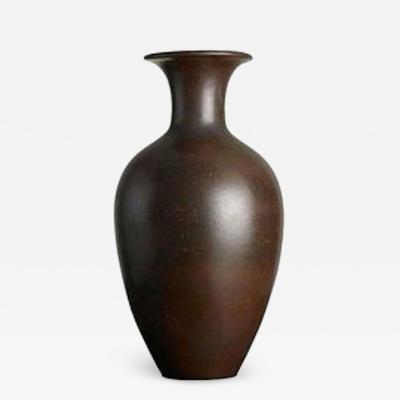 Gunnar Nylund Gunnar Nylund Stoneware Vase Sweden 1950s
