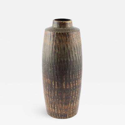 Gunnar Nylund Gunnar Nylund for R rstrand Rubus floor vase circa 1950s