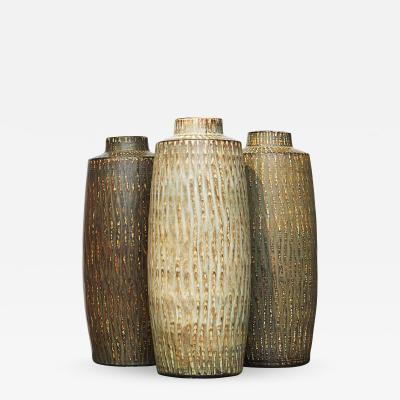 Gunnar Nylund Large Vase by Gunner Nylund Rubus