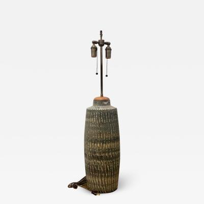 Gunnar Nylund Large table lamp by Gunnar Nylund