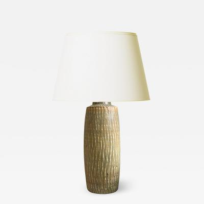 Gunnar Nylund Monumental Rubus Series Table Lamp by Gunnar Nylund