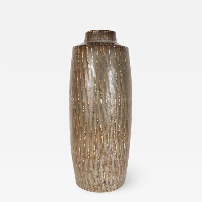 Gunnar Nylund Scandinavian Organic Midcentury Ceramic Vase by Gunnar Nyland for R rstrand
