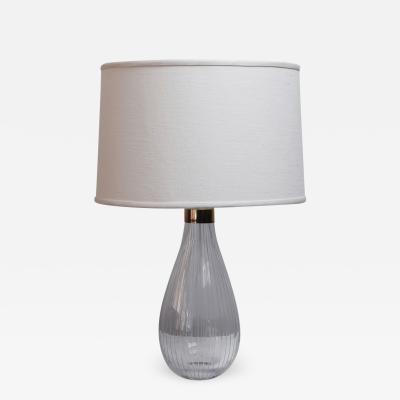 Gunnel Nyman Gunnel Nyman Etched Glass Lamp