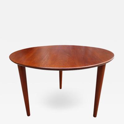 Gustav Bahus Midcentury Gustav Bahus Low Table in Teak