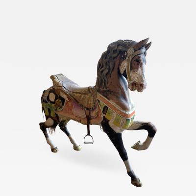 Gustav Dentzel Carousel Horse
