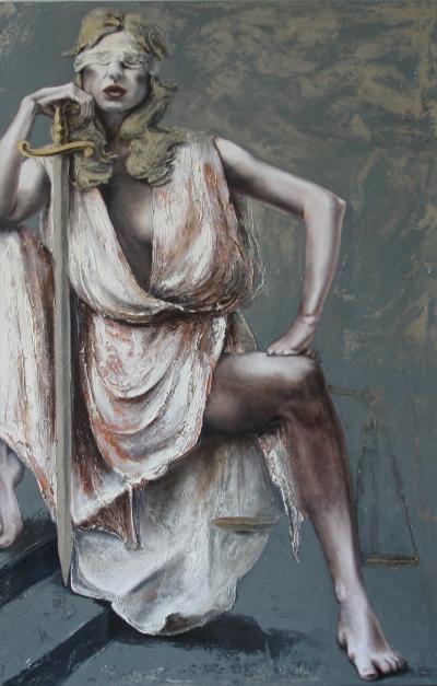 Guusje Bertholet Justice III