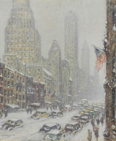 Guy Carlton Wiggins 57th Street