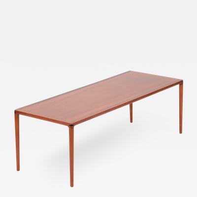 H W Klein H W Klein club table teak Bramin Denmark 60s