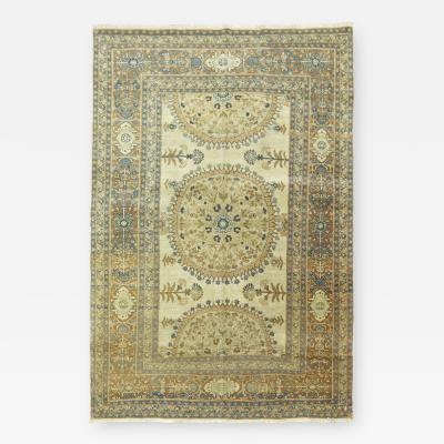 Hadji Jali Li Persian Tabriz Rug rug no j1440