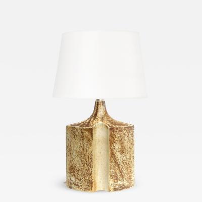Haico Nitzsche Haico Nitzsche designed ceramic lamp for S holm Stentoj Denmark