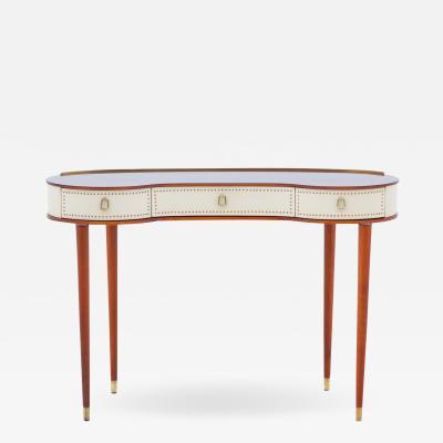 Halvdan Pettersson Swedish Vanity Table by Halvdan Pettersson 1940s