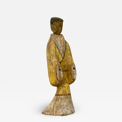 Han Dynasty Female Attendant China