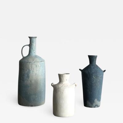 Hand Built Ceramics by Nobue Ibaraki