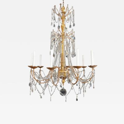 Hand carved wood chandelier aloadofball Gallery