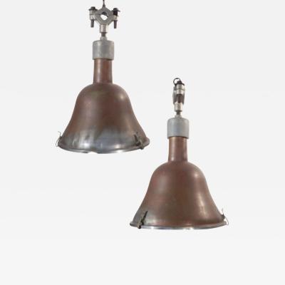 Hanging Copper Fixtures