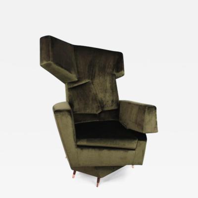 Hannes Grebin Cozy Chair