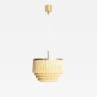Hans Agne Jakobsson Ceiling Lamp Model T 602 Produced by Hans Agne Jakobsson AB