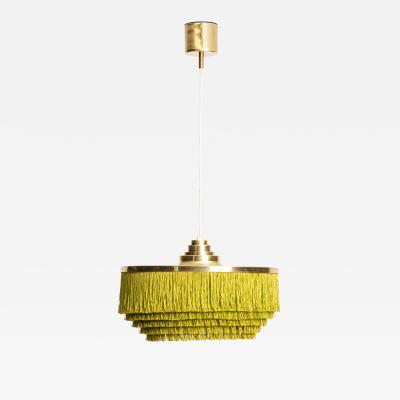 Hans Agne Jakobsson Ceiling Lamp Model T 603 Produced by Hans Agne Jakobsson AB